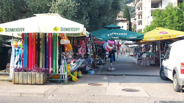 Рынок в Петроваце