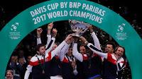 TENIS - Copa Davis 2017: Francia se adueña de su 10ª Ensaladera 16 años después