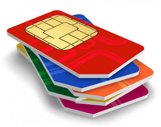 Types of sim cards in India
