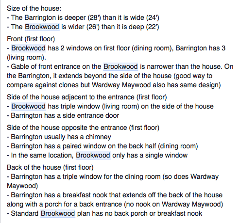 Andrew Mutch's guide to the Sears Brookwood vs the Sears Barrington