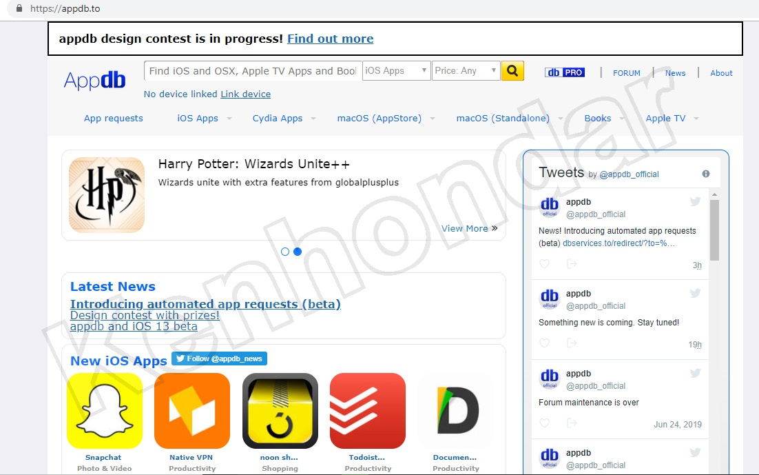 Appdb Apple Tv