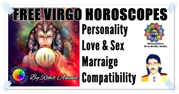 Free Daily Virgo Horoscope Virgo Season Dates Virgo Personality