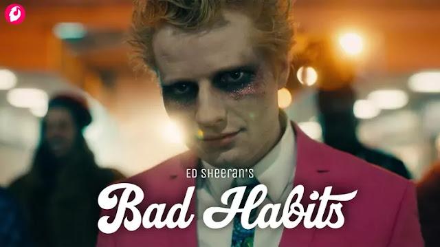 Bad Habits Ed Sheeran Lyrics