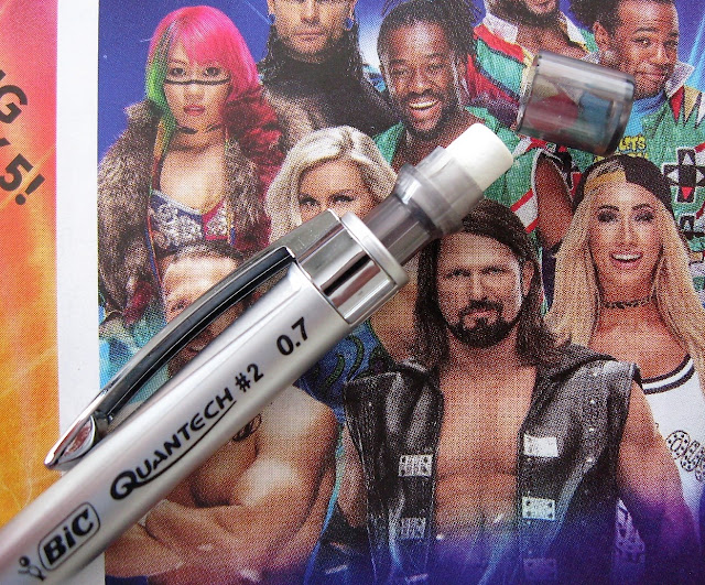 bic quantech mechanical pencil eraser