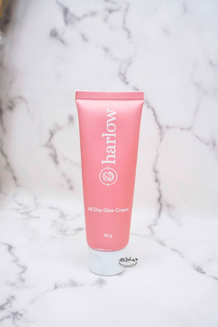 harlow all day glow cream