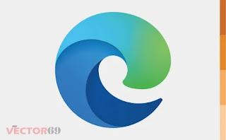 Microsoft Edge New 2020 Logo - Download Vector File AI (Adobe Illustrator)