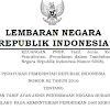 PP Nomor 82 Tahun 2016 Tentang Jenis Dan Tarif Atas Jenis Penerimaan Negara Bukan Pajak Pada Kemendikbud