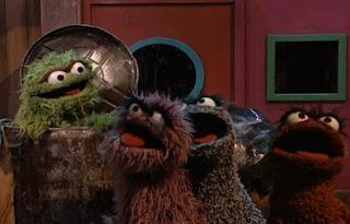 Oscar the Grouch sings Being Green. Sesame Street Best of Friends