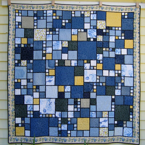 Denim Quilts Pattern