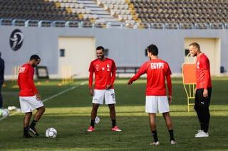 بث مباشر مباراة مصر وتوجو اليوم