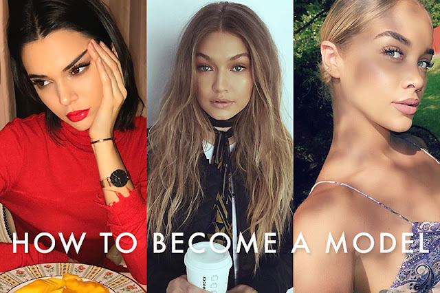 Do you want to become a model but need a guideline to get started?