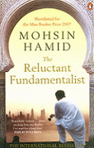 The Reluctant Fundamentalist by Mohsin Hamid book cover