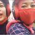 "Selfie Sambil Berkendaraan, Akhirnya Dua Wanita Cantik Ini Di Cium ""Aspal"""