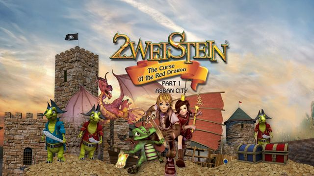2weistein – The Curse of the Red Dragon v1.0 NSP XCI For Nintendo Switch