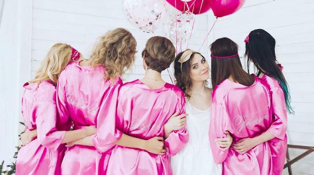 Bridal Shower vs Bachelorette Party The Duration