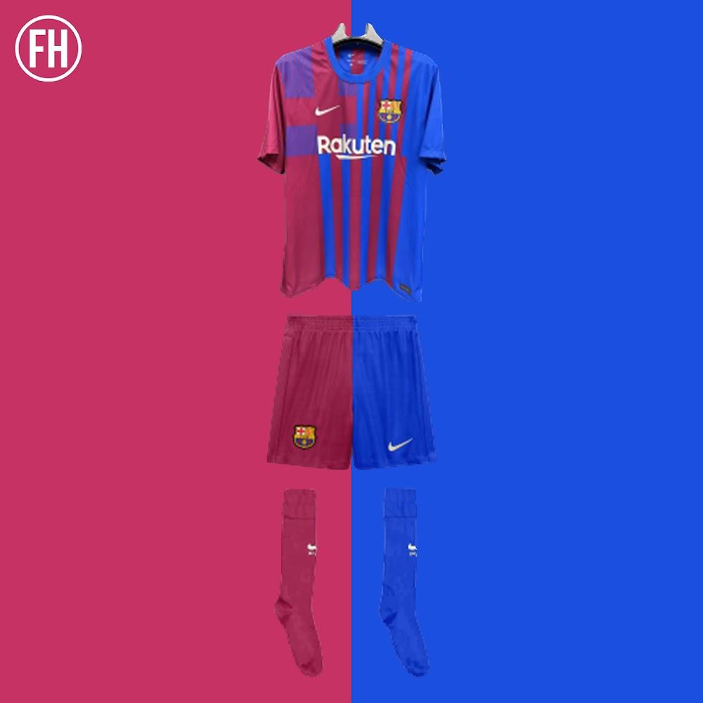 Nuove Maglie Barcellona 2021 2022 – Eumondo