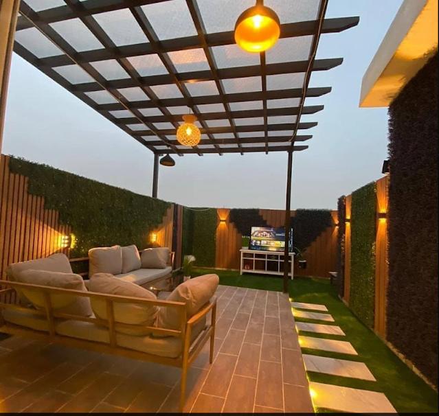 شركة تركيب جلسات حدائق بالباحة