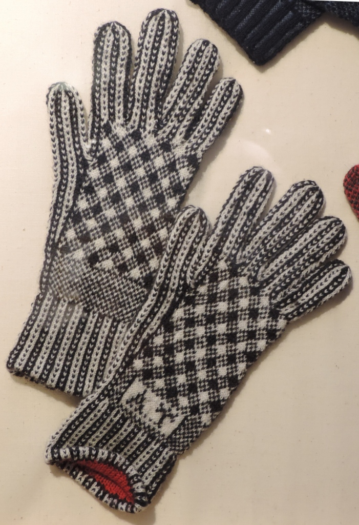 Knitting Now And Then Hand In Glove