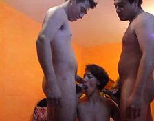 Un buen Trio con Mary