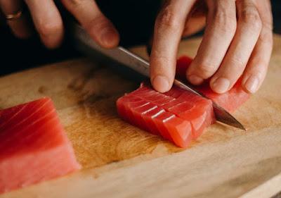 سمك السلمون مصادر أوميغا 3 الحيوانية