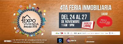 Feria Inmobiliaria Arequipa