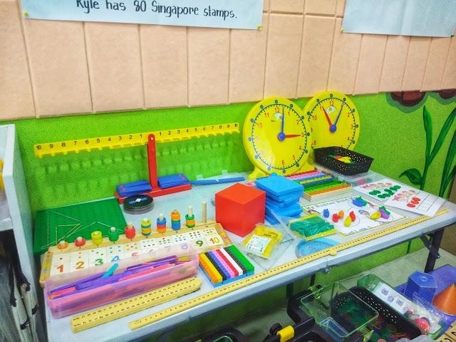 brainlight learning center math tools