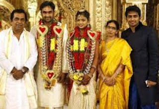 Brahmanandam Family Wife Parents children's Marriage Photos