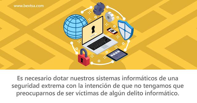 Aplicaciones web seguras con bextchnology