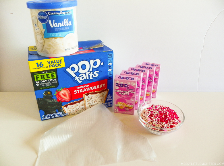 homemade pop tart house ingredients
