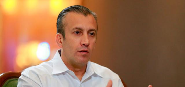 Con salario mínimo de $1,80 mensuales El Aissami dice que «estamos en plena recuperación
