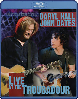 Daryl Hall & John Oates: Live at the Troubadour [BD25]
