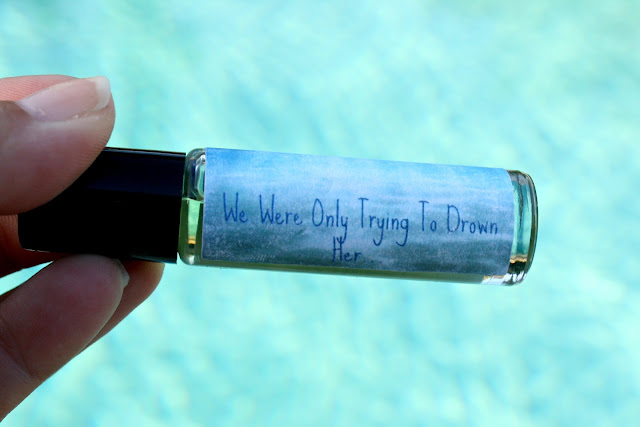 Southern Comforts Fragrance Roll-On in We Were Only Trying to Drown Her