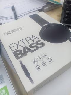 Dapat Hadiah Percuma Headphones Extra Bass