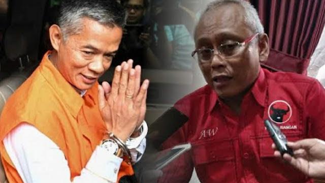 Akui Karaokean Bareng Arief Wibowo PDIP, Wahyu Setiawan Habiskan Uang Rp50 Juta