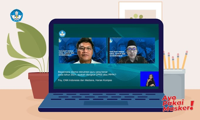 Dirjen GTK: Formasi CPNS Guru Tetap Akan Ada