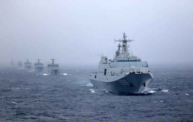 Kapal Perang China Masuk Wilayah RI, Anak Buah AHY: Semoga Bukan Mau Nagih Utang