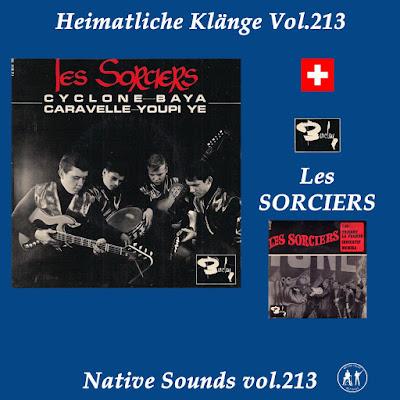 Les Sorciers 1963-64  (Heimatliche Klaenge  Vol.213)