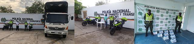 hoyennoticia.com, Policía capturó dos hombres en las carreteras de La Guajira