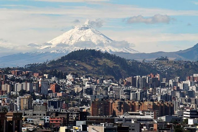 NEWS | Metro line, Better City Planning to Aid Quito's Poor: Official