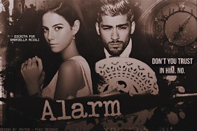 DS: Alarm (Gabriella Acioli)