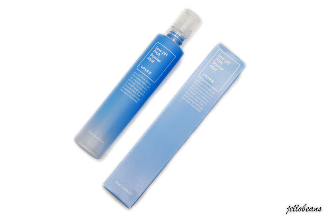 COSRX Low pH PHA Barrier Mist Review