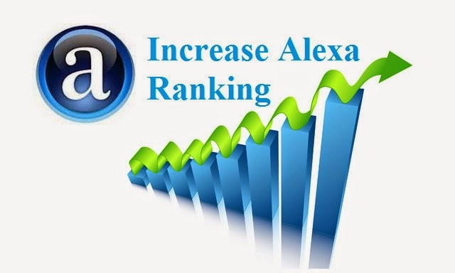 Improve Alexa Ranking