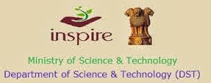 Inspire Scholarship 2013 Online Application Form