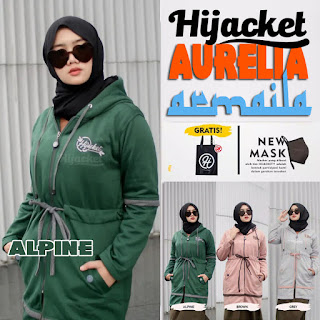 Hijacket Aurelia Alpine