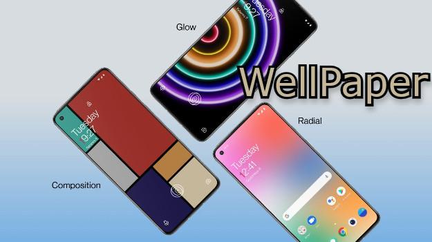 Wellpaper - Ένα live wallpaper που αλλάζει ανάλογα με το πως χρησιμοποιείς το smartphone σου