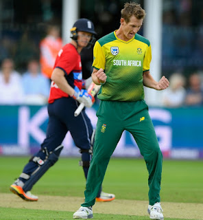 England vs South Africa 2nd T20I 2017 Highlights