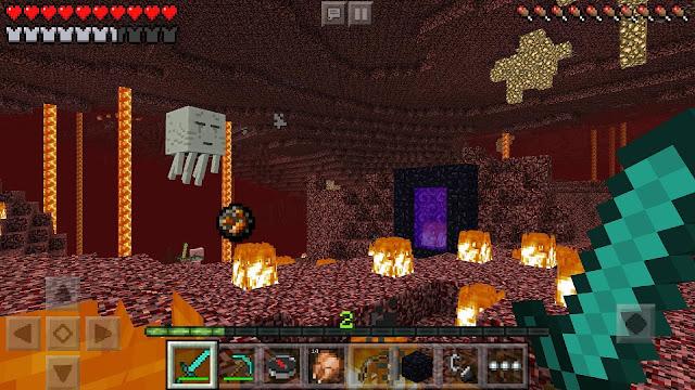 Download Game Andorid Minecraft v1.11.4.2 Mod All Unlocked