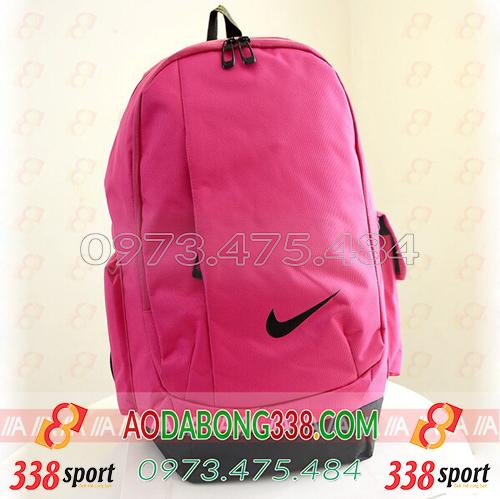 Balo Bóng Đá Giá Rẻ Nike Hồng