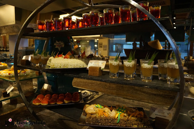 Buffet Ramadhan 2018: Makan Kitchen di DoubleTree Hilton, Kuala Lumpur