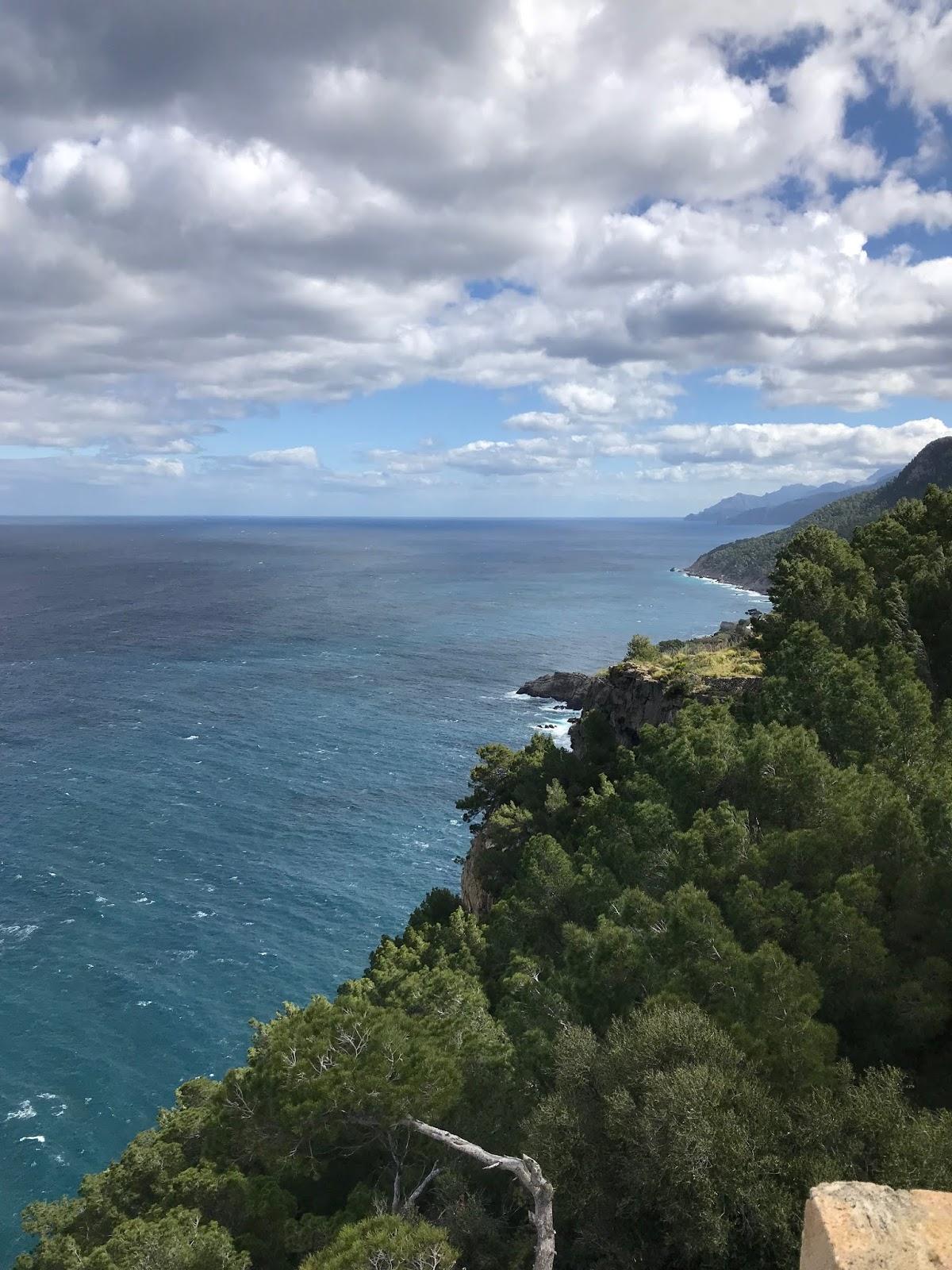 Vista da Torre de Verger - Maiorca